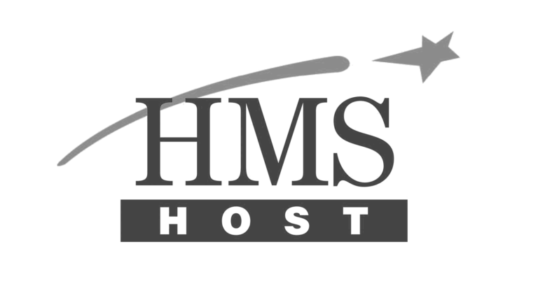 HMS_HOST_logo B&W